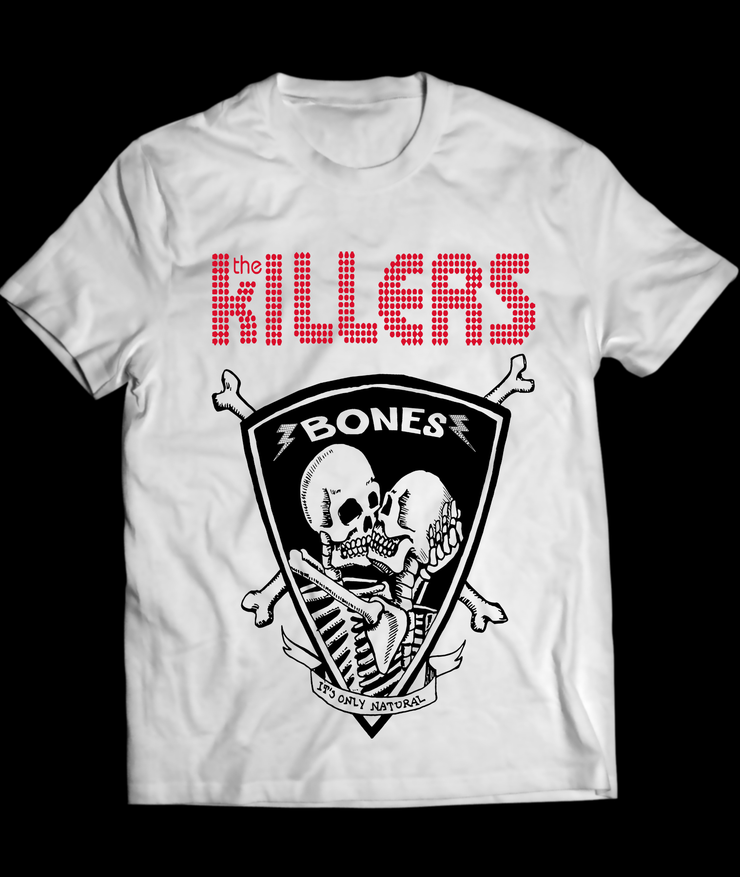 d6bed986661d6 Camisetas. Início   The Killers   The Killers